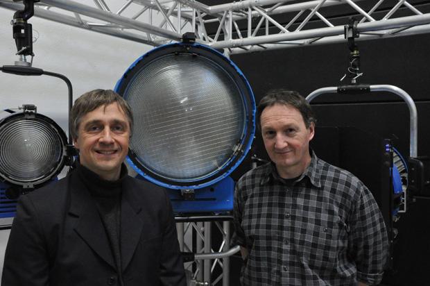 ARRI jagt das Sonnenlicht – Videointerview