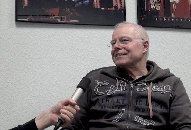 Video: Teddy Goetz im Gespräch