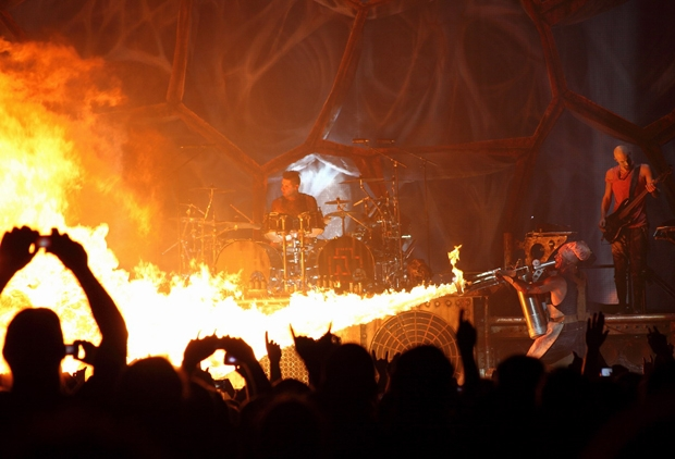 Rammstein: Die Crew der MADE IN GERMANY Tour im Interview