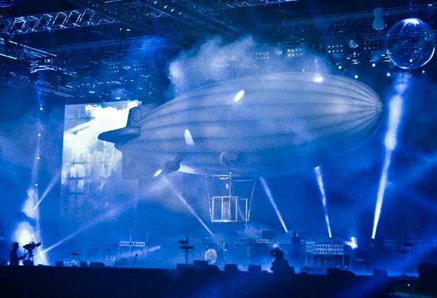 Video: Udo Lindenberg macht sein Ding mit Zeppelin