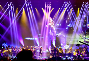 Meyer Sound LEO auf Tour mit David Garrett