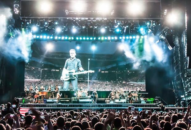 "Bruce Springsteen and the E Street Band: Todd Ricci über das Lichtdesign für den ""Boss"""