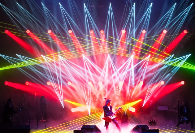 Trans-Siberian Orchestra: Rock'n'Roll-Musical