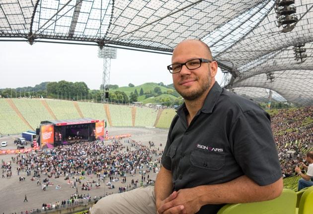 Sascha Kohl: Monitoring für Xavier Naidoo