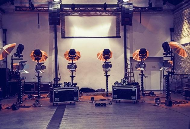 """Nena """"Oldschool"""" Tour 2015 – Lichtequipment"""