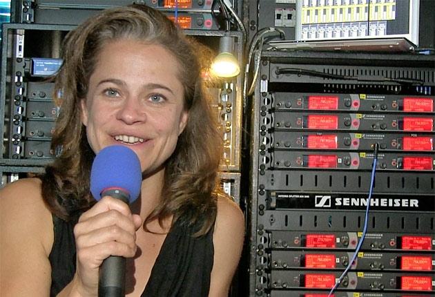 Frequenzmanagement mit Svenja Dunkel