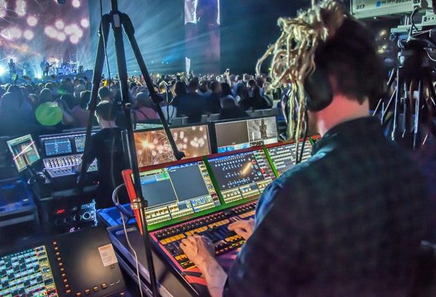 Crew- und Equipmentliste: Sarah Connor live 2016