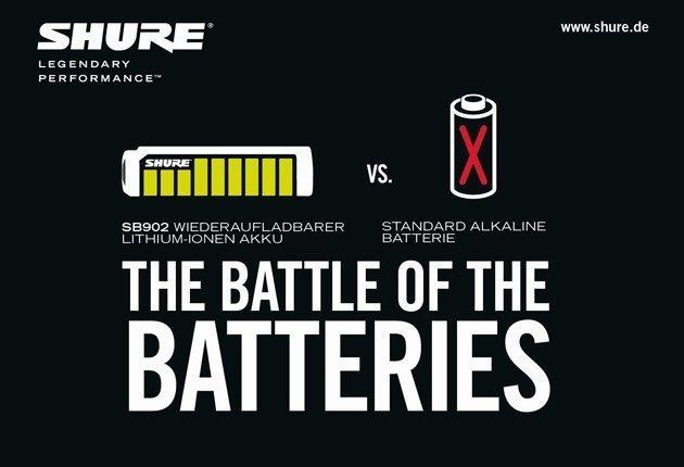 Batterien: Vorteile der Lithium-Ionen Technologie