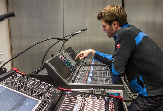 Jürgen Häberer über Audio-Netzwerke