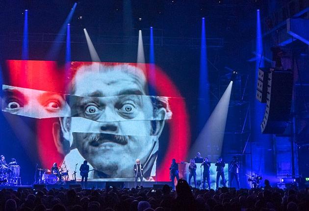 Yello live 2016 im Kraftwerk Berlin