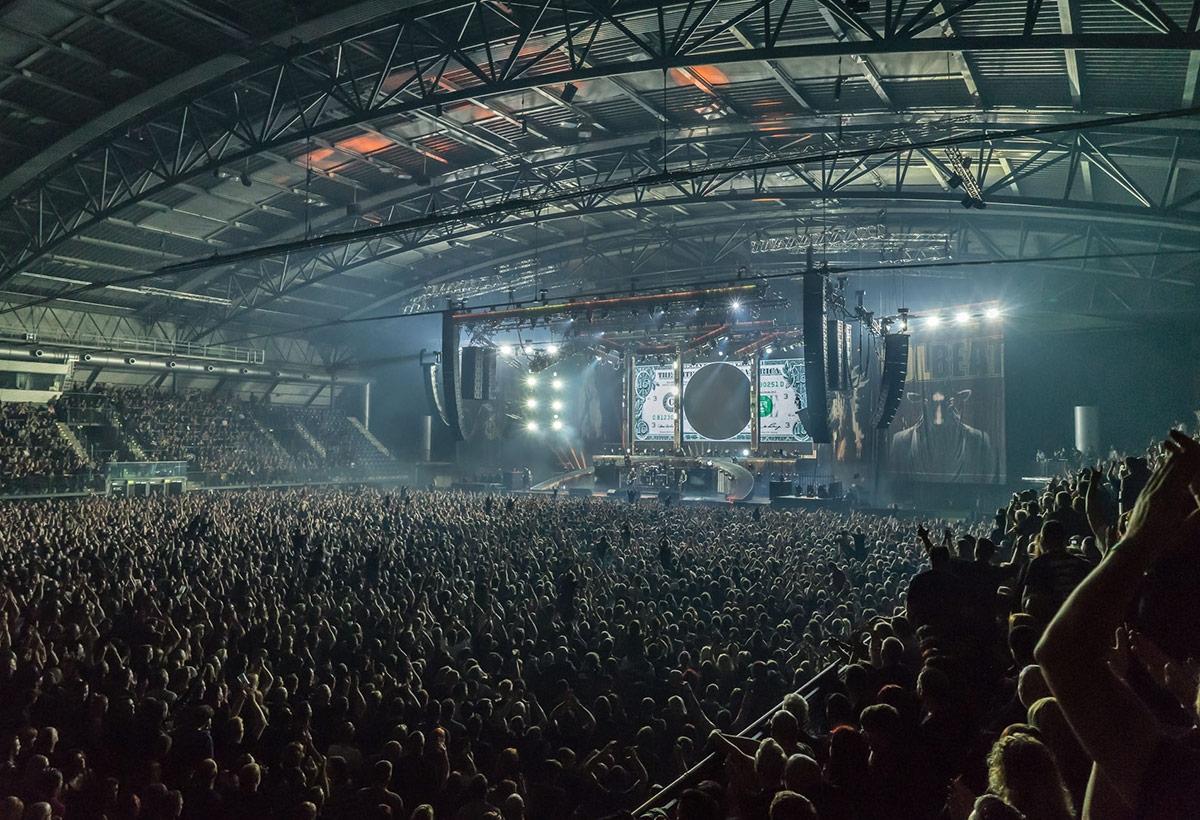 Volbeat live 2016