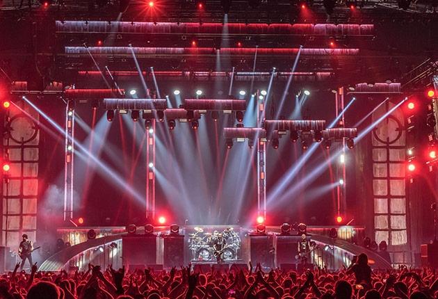 Niller Bjerregaard: Licht für Volbeat 2016