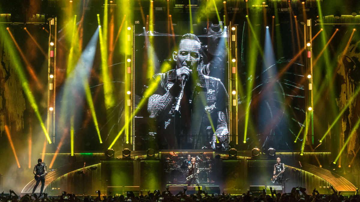 Niller Bjerregaard: Licht für Volbeat