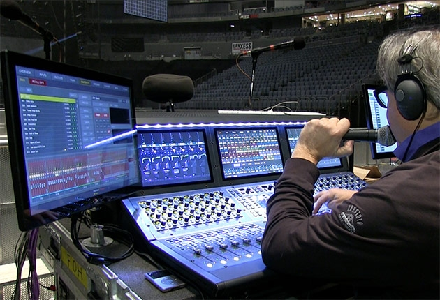 Gregory R. Price: FoH sound für Black Sabbath