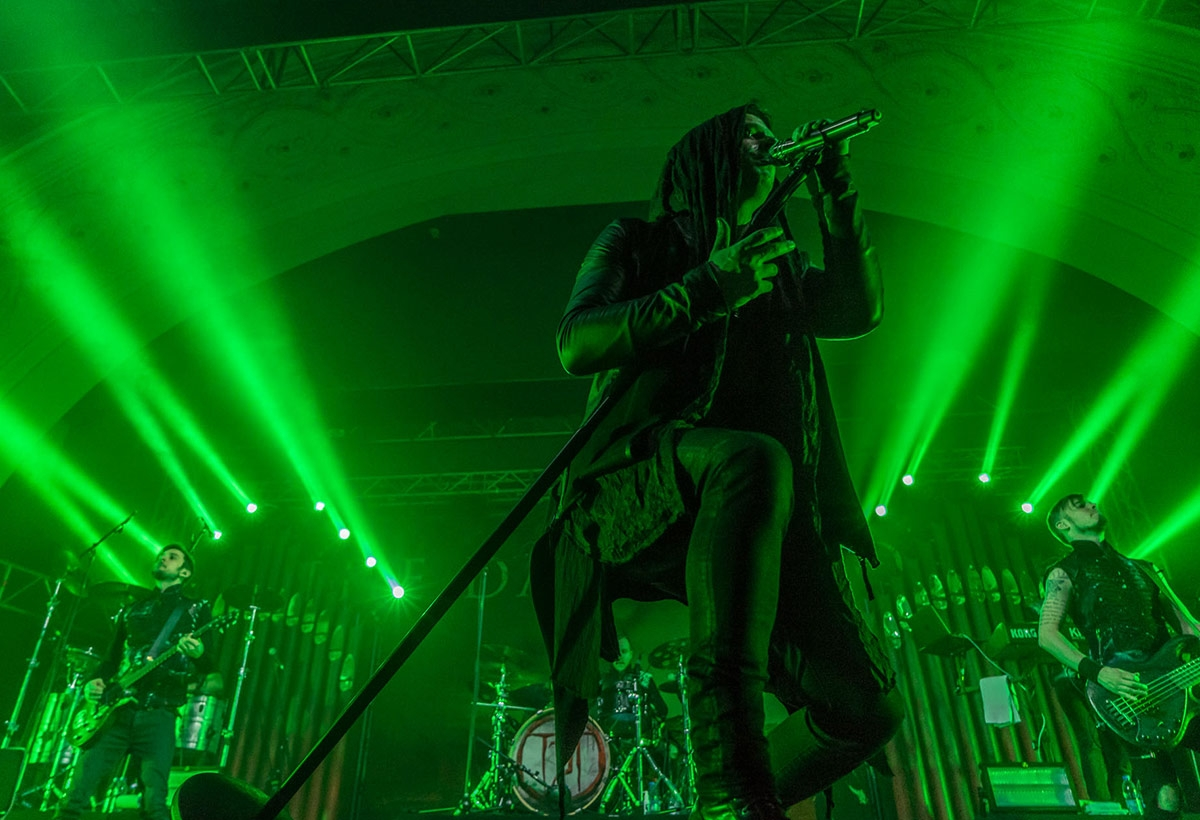 The Dark Tenor live 2017