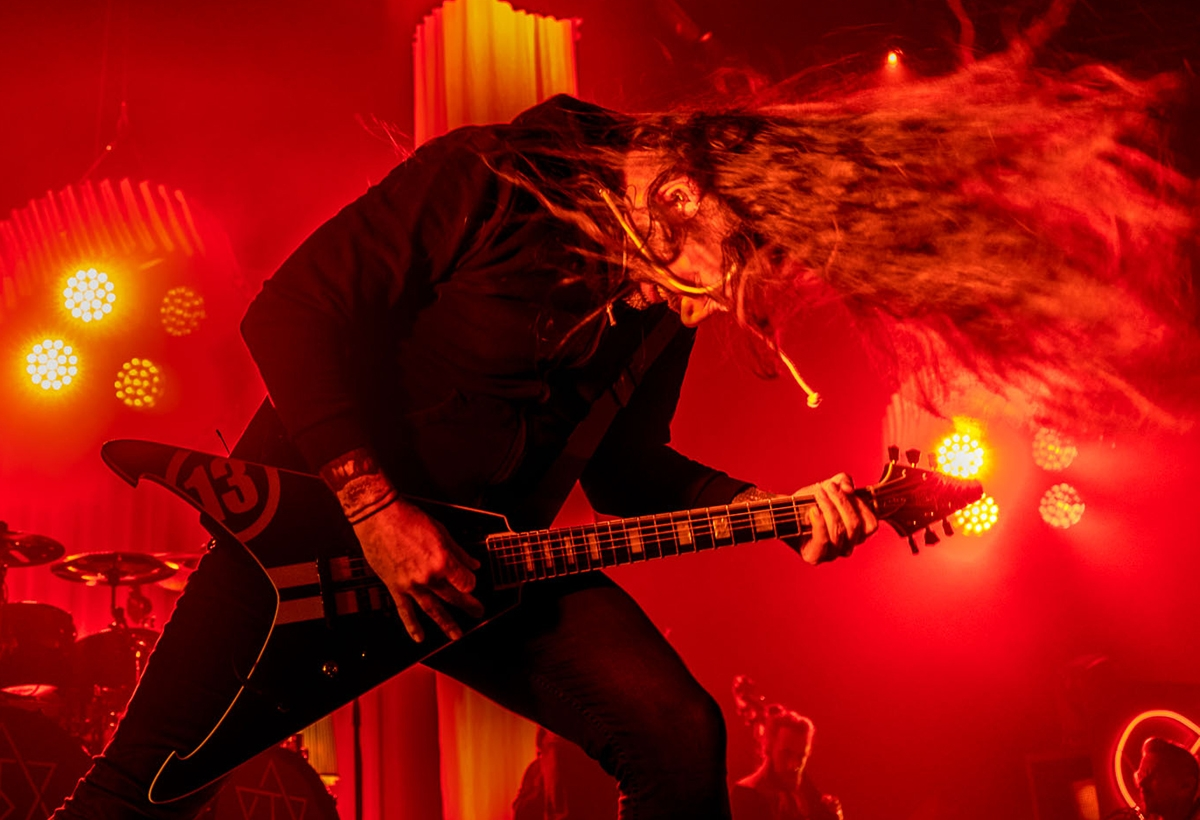 In Flames live 2017