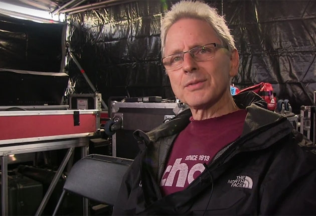 Rolling Stones Lighting Director Ethan Weber im Interview