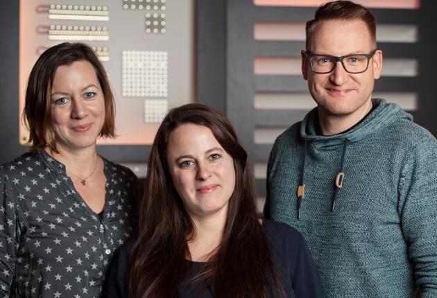 Schnick-Schnack-Systems begrüßt drei neue Gesichter im Team