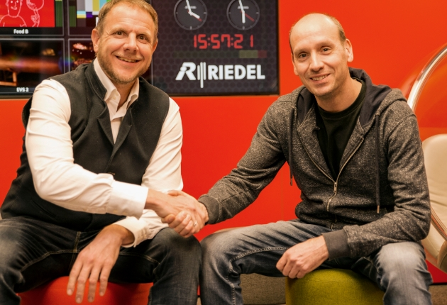 Darum beteiligt sich RIEDEL Communications ab sofort an simply-X