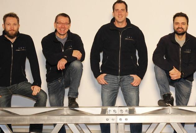 cast verstärkt Prolyte-Vertriebsstruktur und lädt zu Rigging-Workshops