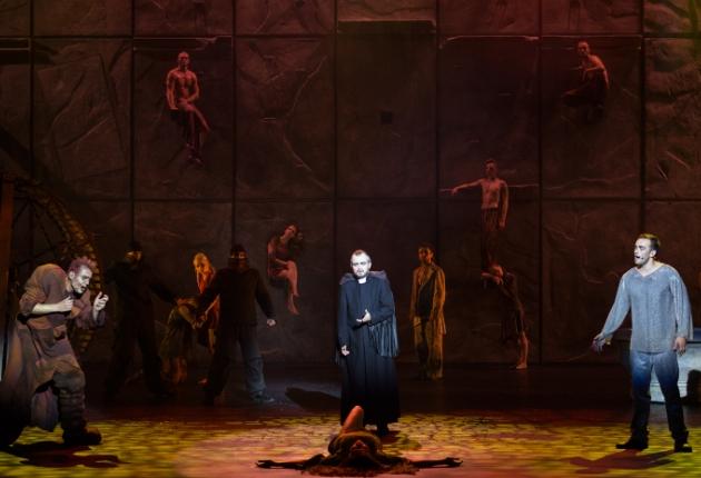 Stage Tec hebt den Ton im Musicaltheater in Gdynia auf ein neues Level