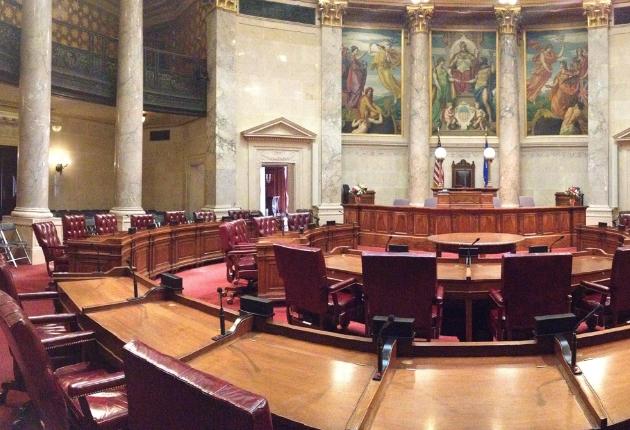 Das Wisconsin State Capitol setzt auf Mikrofone von Earthworks Audio
