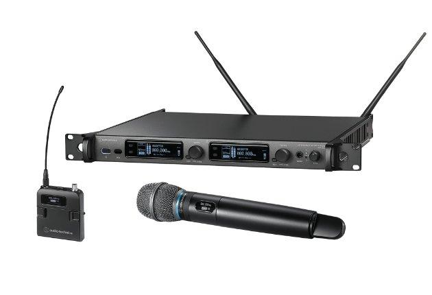 Audio-Technica stellt dritte Generation der 5000er Serie Funksysteme vor