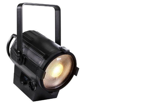Das können die neuen LED-Linsenscheinwerfer ECLIPSE FRESNEL von Prolights