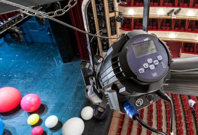 Deswegen überzeugt die Source Four LED Serie von ETC den Licht-Chef am Wiener Burgtheater