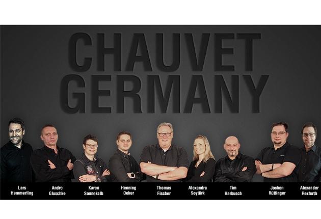 Chauvet expandiert nach Deutschland – Thomas Fischer wird Geschäftsführer