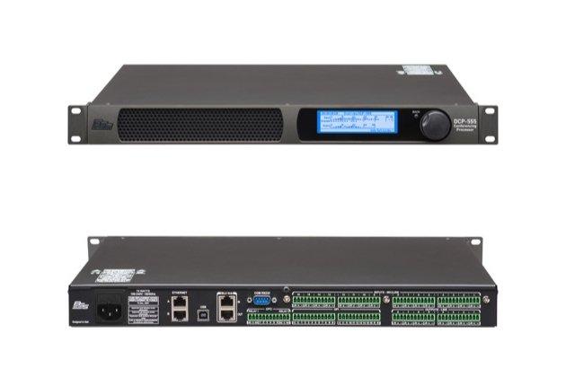 BSS DCP-555: Neue Audio-Matrix für Konferenzanwendungen