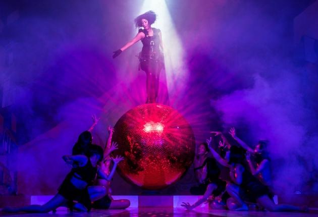 Das Wintergarten Varieté setzt auf Bühnenpodeste von Prolyte StageDEX