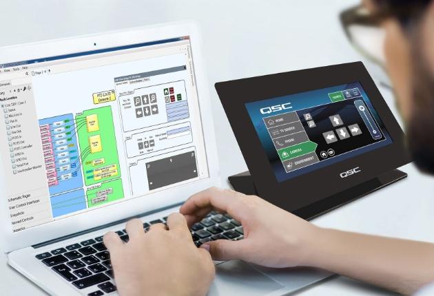 QSC erweitert Q-SYS Plattform um weitere Mediensteuerungsprodukte