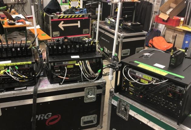 Swarovski Kristallwelten: Lichtfest mit 28 LumenRadio Universen