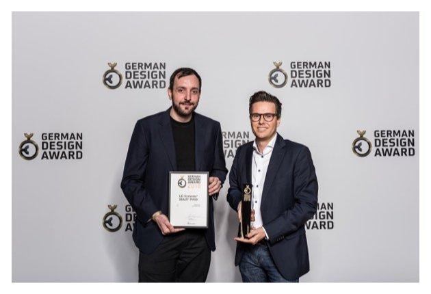 LD Systems MAUI P900 gewinnt zahlreiche Design-Awards