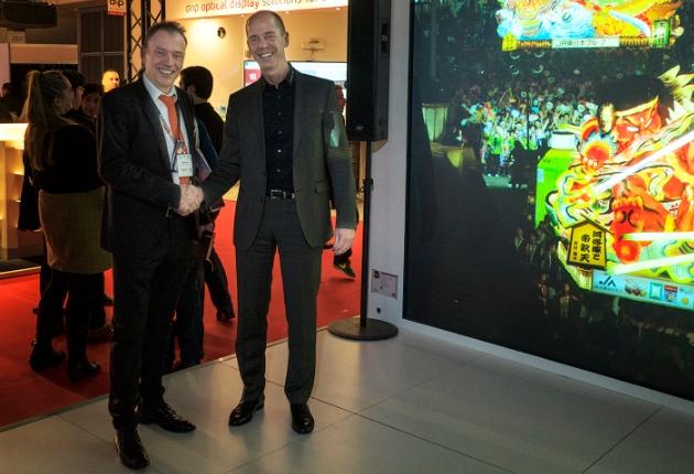 Digital Projection setzt auf COMM-TEC als Vertriebspartner für DACH