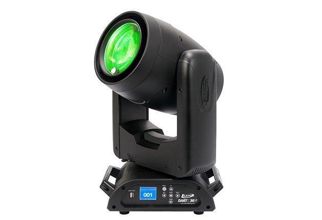 Video: ELATION Professional Dartz 360 – Kleiner LED-Beam/Spot mit Power