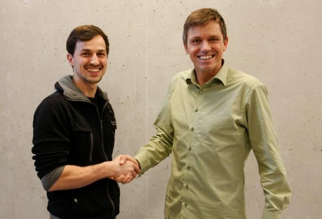Julian Holder verstärkt den Key Account bei Huss Licht & Ton