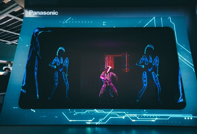 Painting with Light Performance – der Showstopper der ISE 2018