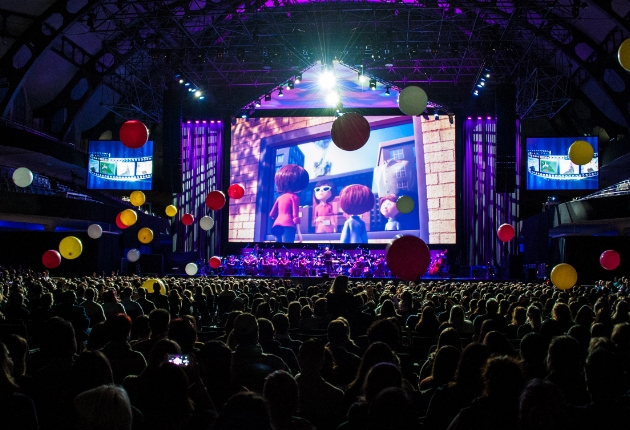 Soundhouse und L-Acoustics sorgen für Magic Moments bei Disney in Concert