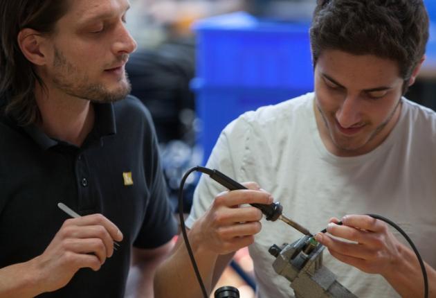 Prolight + Sound: Neumann&Müller auf der Suche nach Talenten