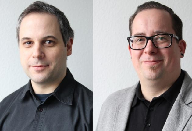 Mehr Manpower für Audio-Technica: Jörg Orendi und Marten Müller verstärken das Team