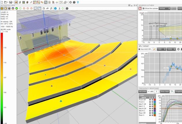 L-Acoustics baut seine Software-Tools Soundvision und LA Network Manager aus