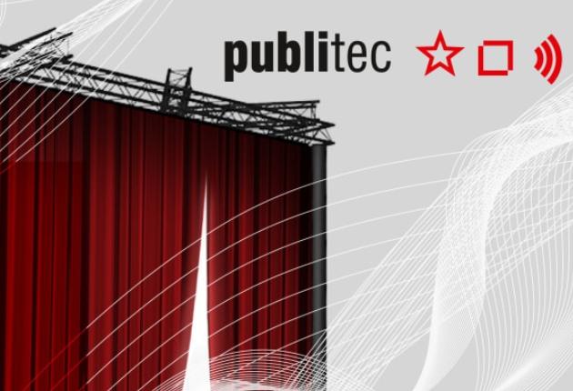 Prolight + Sound: Bild- und Videotechnikspezialist publitec kehrt wieder zurück