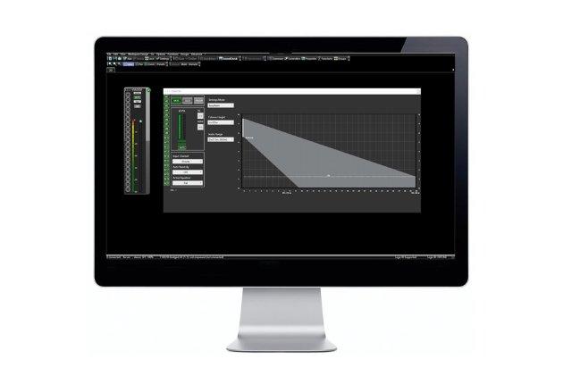 RCF VSA Aktive Linienstrahler – jetzt steuerbar mit RDNet 3.0