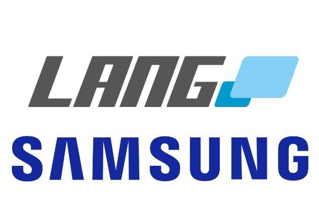 LANG und Samsung kooperieren im professionellen LED-Segment