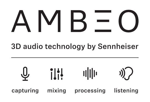 Sennheiser erweitert AMBEO Immersive Audio mit neuen Kooperation und neuen Technologien
