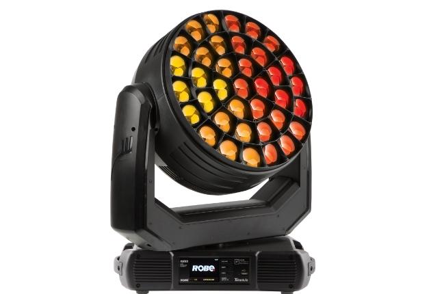 Robe stellt LED-Beam/Wash/Effektscheinwerfer Tarrantula vor
