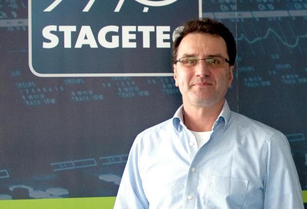 Welcome back! Sebastian Schmidt ist wieder bei Stage Tec