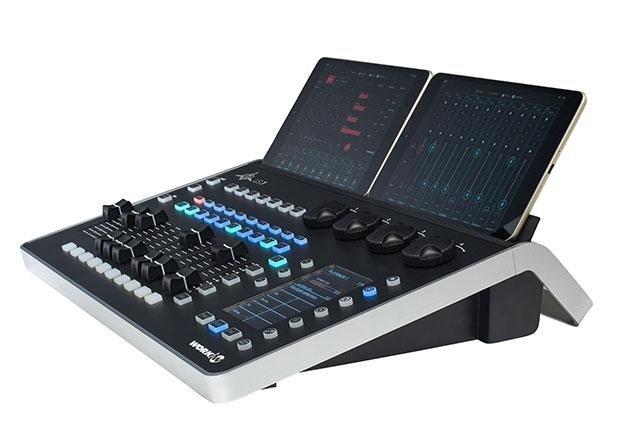 LMP: Lichtkonsole WORK PRO LS-1 startet erfolgreich